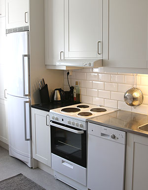 Köksinredning och köksskåp hos våra leverantörer - Hus.se