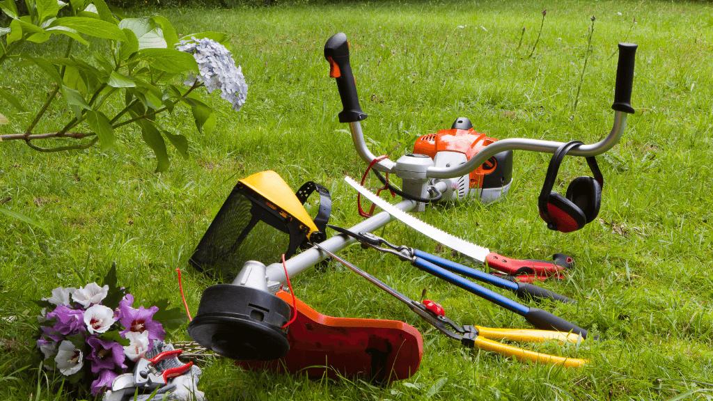 bästa trädgårdsredskapen