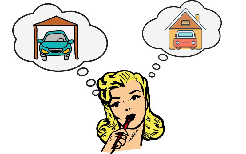 Bygga carport eller garage välja