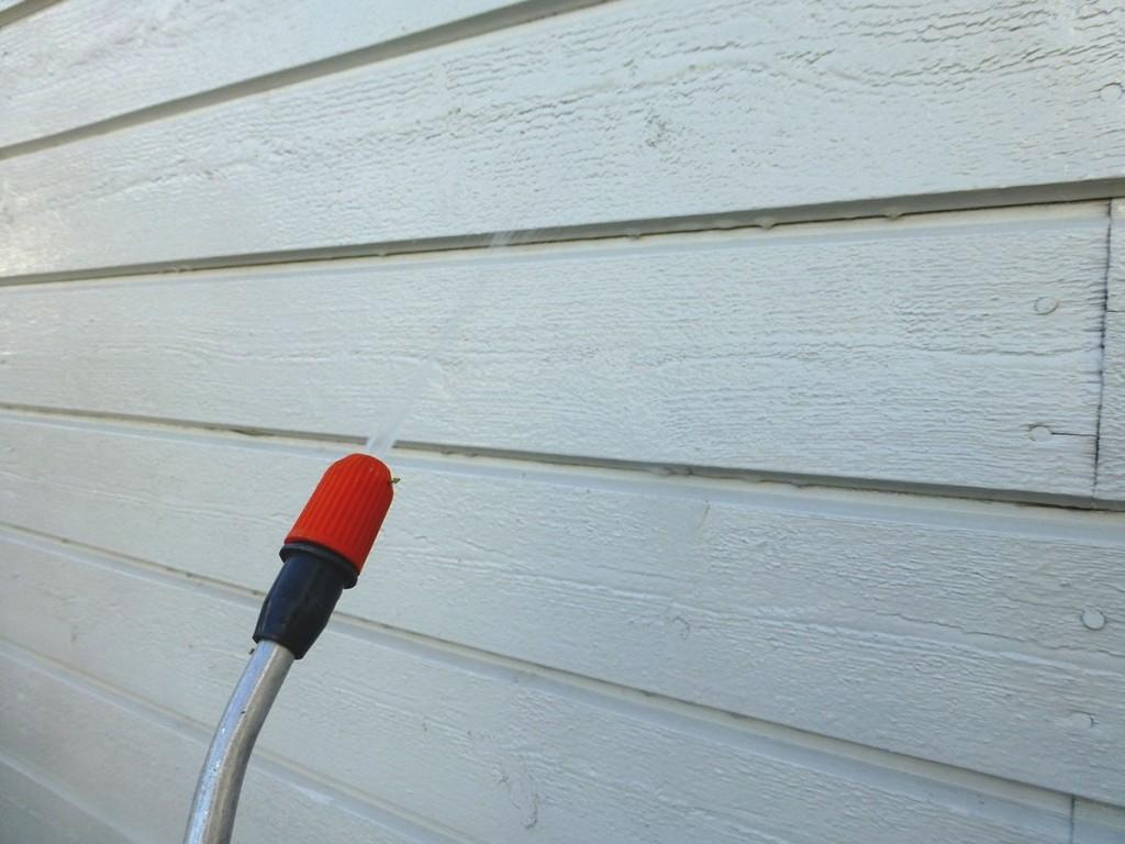 Tvätta fasad
